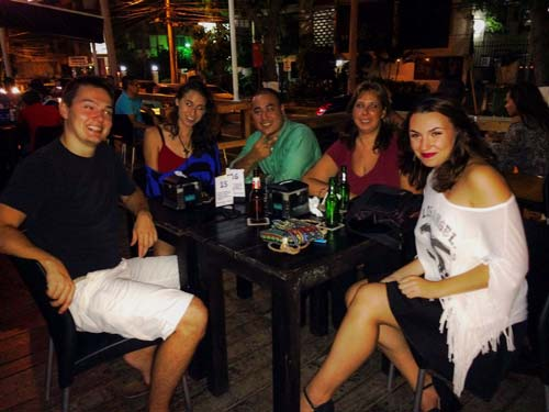 Expats in Panama City - Garlowski