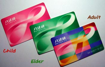 Octopus Card Hong Kong TransportationMetro MTR Garlowski